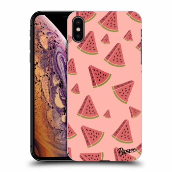 Obal pro Apple iPhone XS Max - Watermelon