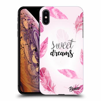 Obal pro Apple iPhone XS Max - Sweet dreams