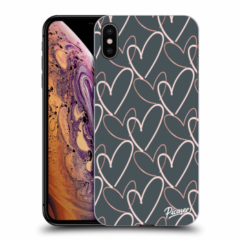 Obal pro Apple iPhone XS Max - Lots of love