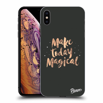 Obal pro Apple iPhone XS Max - Make today Magical