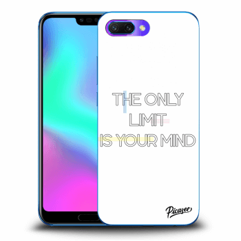 Obal pro Honor 10 - The only limit is your mind