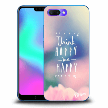 Obal pro Honor 10 - Think happy be happy