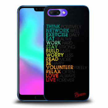 Obal pro Honor 10 - Motto life