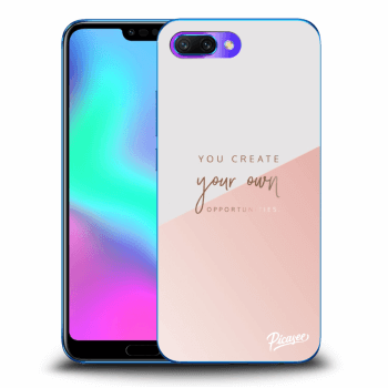 Obal pro Honor 10 - You create your own opportunities