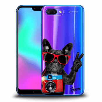 Obal pro Honor 10 - French Bulldog
