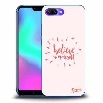 Obal pro Honor 10 - Believe in yourself