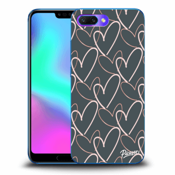 Obal pro Honor 10 - Lots of love