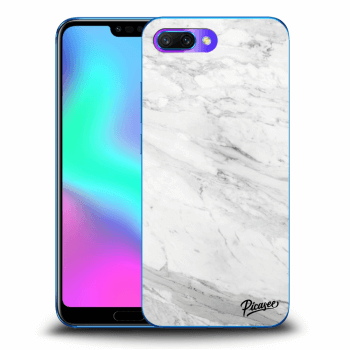Obal pro Honor 10 - White marble