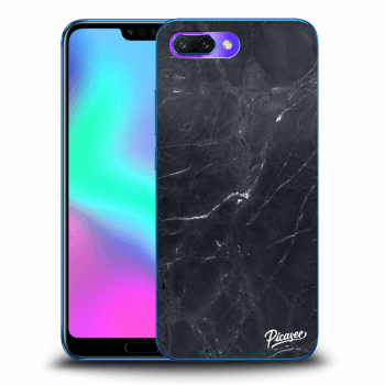 Obal pro Honor 10 - Black marble