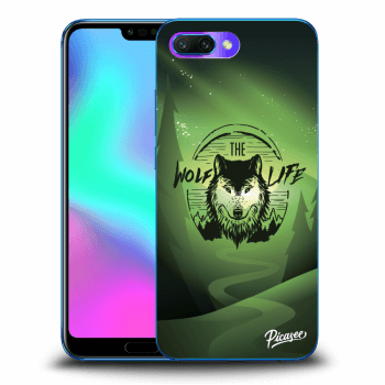 Obal pro Honor 10 - Wolf life