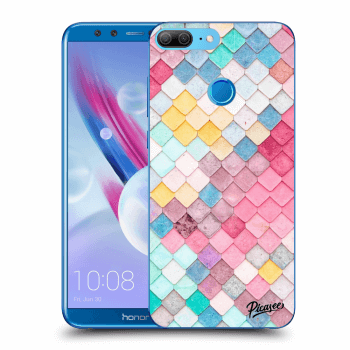 Obal pro Honor 9 Lite - Colorful roof