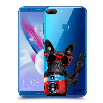 Obal pro Honor 9 Lite - French Bulldog