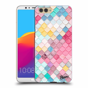 Obal pro Honor View 10 - Colorful roof