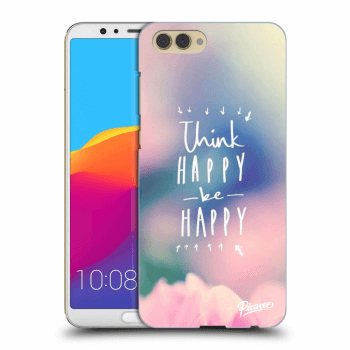 Obal pro Honor View 10 - Think happy be happy