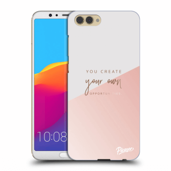 Obal pro Honor View 10 - You create your own opportunities