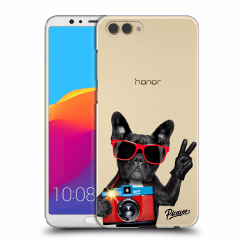 Obal pro Honor View 10 - French Bulldog