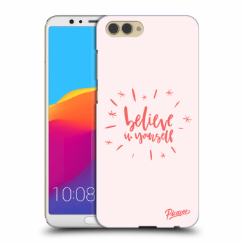 Obal pro Honor View 10 - Believe in yourself