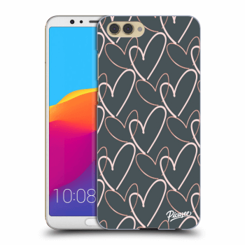 Obal pro Honor View 10 - Lots of love