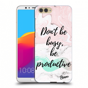 Obal pro Honor View 10 - Don't be busy, be productive