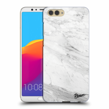 Obal pro Honor View 10 - White marble