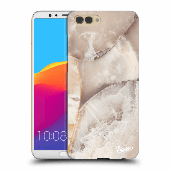 Obal pro Honor View 10 - Cream marble