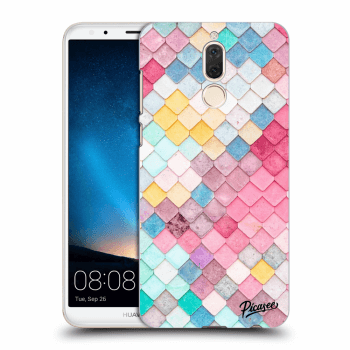 Obal pro Huawei Mate 10 Lite - Colorful roof