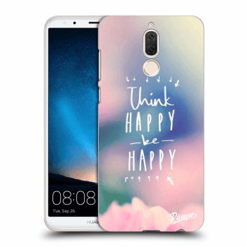 Obal pro Huawei Mate 10 Lite - Think happy be happy