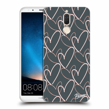 Obal pro Huawei Mate 10 Lite - Lots of love