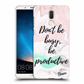 Obal pro Huawei Mate 10 Lite - Don't be busy, be productive