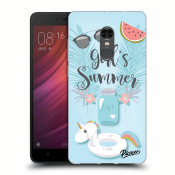Obal pro Xiaomi Redmi Note 4 Global LTE - Girls Summer
