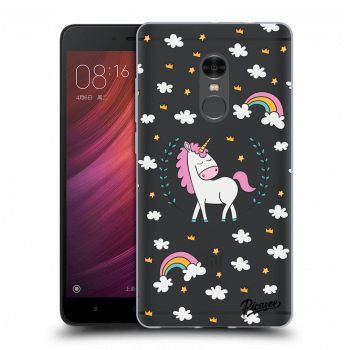 Obal pro Xiaomi Redmi Note 4 Global LTE - Unicorn star heaven