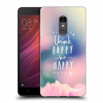 Obal pro Xiaomi Redmi Note 4 Global LTE - Think happy be happy