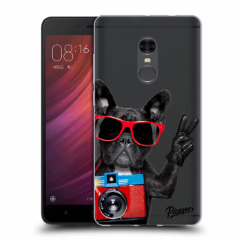 Obal pro Xiaomi Redmi Note 4 Global LTE - French Bulldog