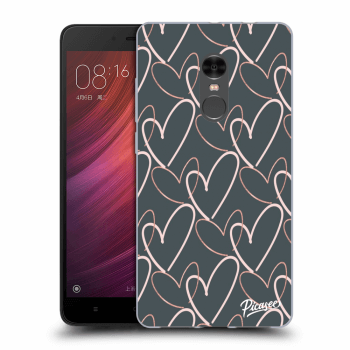 Obal pro Xiaomi Redmi Note 4 Global LTE - Lots of love