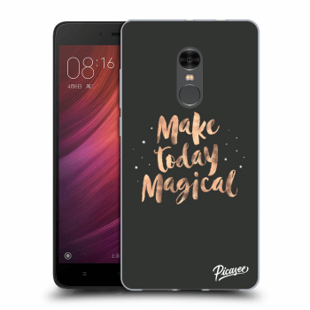 Obal pro Xiaomi Redmi Note 4 Global LTE - Make today Magical