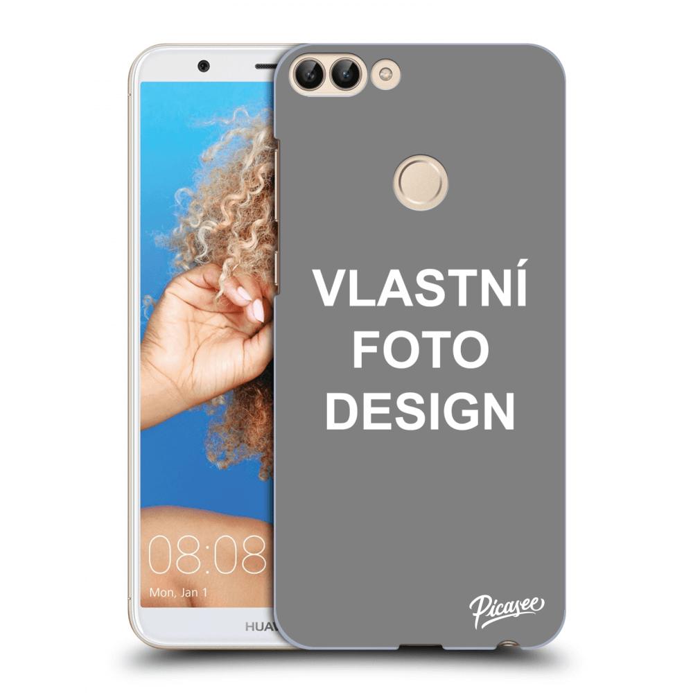 Picasee silikonový průhledný obal pro Huawei P Smart - Vlastní  design fotografie d1cdf02ba55