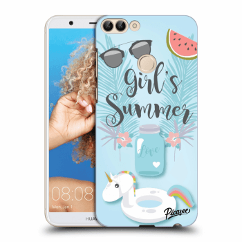 Obal pro Huawei P Smart - Girls Summer