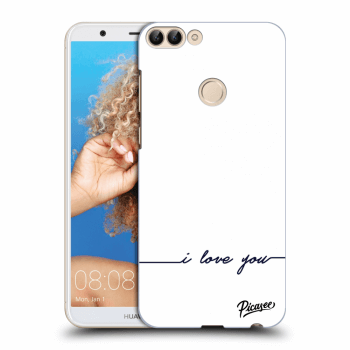 Obal pro Huawei P Smart - I love you