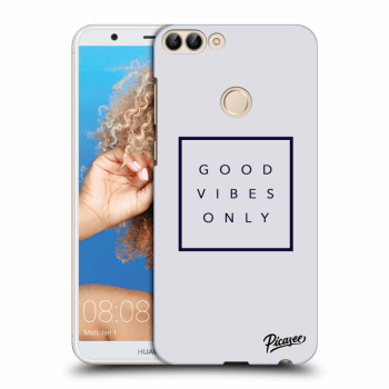 Obal pro Huawei P Smart - Good vibes only