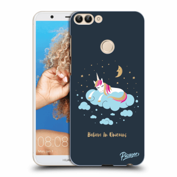 Obal pro Huawei P Smart - Believe In Unicorns