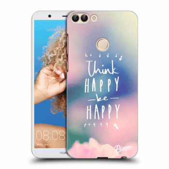 Obal pro Huawei P Smart - Think happy be happy