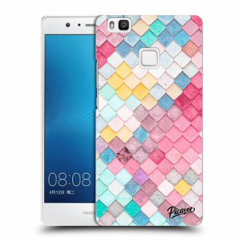 Obal pro Huawei P9 Lite - Colorful roof