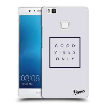 Obal pro Huawei P9 Lite - Good vibes only