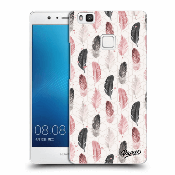 Obal pro Huawei P9 Lite - Feather 2