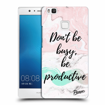 Obal pro Huawei P9 Lite - Don't be busy, be productive