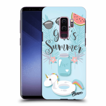 Obal pro Samsung Galaxy S9 Plus G965F - Girls Summer