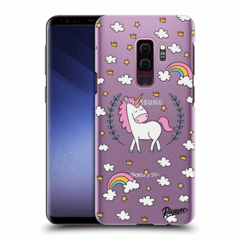 Obal pro Samsung Galaxy S9 Plus G965F - Unicorn star heaven