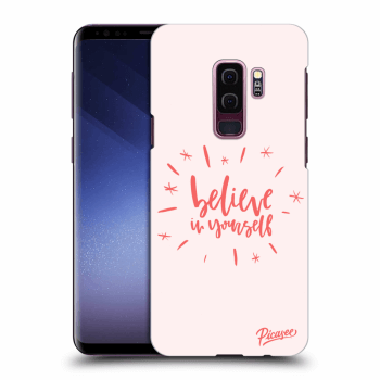 Obal pro Samsung Galaxy S9 Plus G965F - Believe in yourself