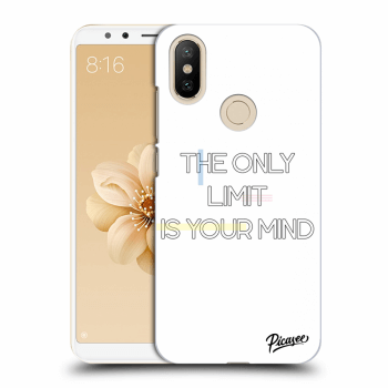 Obal pro Xiaomi Mi A2 - The only limit is your mind
