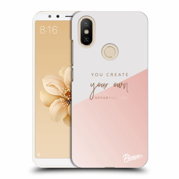 Obal pro Xiaomi Mi A2 - You create your own opportunities